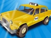 Taxi Maze - Car Parking Games - Car Games