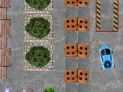 Parkir Sports Car - game parkir mobil - mobil game