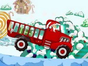Santa's Delivery Truck - Car Racing Games - Car Games