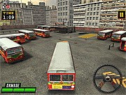BÄSTA Bus 3D parkering Game