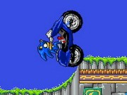 Super Sonic Motorbike 3 - Bike Games - Car Games