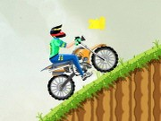 Super Bike Ride - cykel spel - bil spel