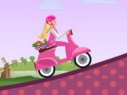 Barbie Stunts - Bike Games - Car Games