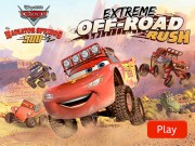 Voitures: Extreme Off-Road Rush jeu