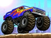 Rakasa Truk Smash - game balap mobil - mobil game