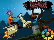 Zombie Rage Race - Bike Games - Car Games