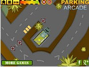Army Vehicles Parking - Car Parking Games - Car Games