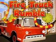 Fire Truck Rumble - Other Games - auto spelletjes