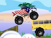 Truck Toss - Car Racing Games - Car Games