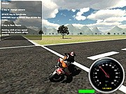 3D Moto Simulator Game