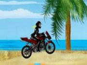 Beach Rider - Bike Games - Car Games