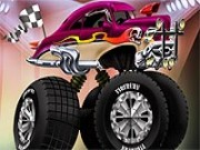 Pimp My Monster Truck - Other Games - bil spel