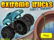 Extreme Trucks Partie 1: Europe jeu