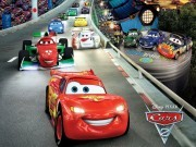 Cars 2 - World Grand Prix - auto race spelletjes - auto spelletjes