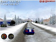 Super Rally Challenge - auto race spelletjes - auto spelletjes