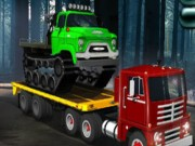 18 Wheeler Dubbel Cargo - Other Games - bil spel
