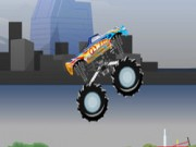 Monster Jam Destruction - bil racingspel - bil spel