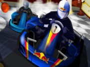 play RED BULL KART FIGHTER D…