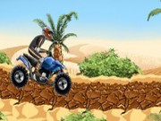Atv Offroad Thunder - Bike Games - Car Games