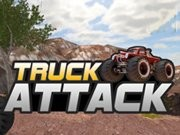 Truck Attack - Car Racing Games - Car Games