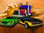 Transformers Race - Car Racing Games - Car Games