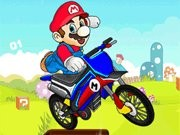 Mario Stunt Champ - Bike Games - Car Games