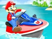 Mario Jetski Racing Game