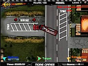 Firefighter Heavy - game parkir mobil - mobil game