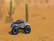 Monster Trucks 360 - bil racingspel - bil spel