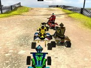 3D Quad Bike Racing - auto race spelletjes - auto spelletjes