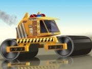 Heavy Equipment Racing - bil racingspel - bil spel