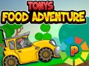 Tonys Food Adventure Game