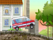 play AMBULANCE TRUCK DRIVER …