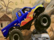Monster Truck Trip 2 Game