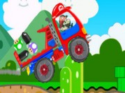 Super Mario Truck - game balap mobil - mobil game