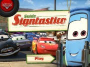 Cars - Guido Signtastico - Funny Games - Car Games
