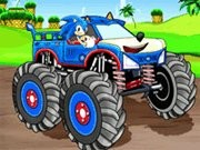 Sonic Truck War - Car Racing Games - Car Games