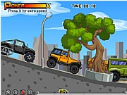 The Truck Competition - Car Racing Games - Car Games