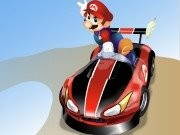 Super Mario Rush - game balap mobil - mobil game