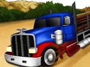 Transporter Truck - game balap mobil - mobil game