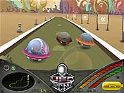UFO Racing - game balap mobil - mobil game