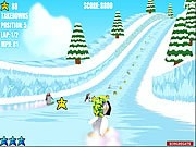 Ice Run - RumbleSushi 3D - Other Games - bil spel