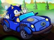 Sonic Car Champ - Car Racing Games - Car Games