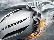 Hidden Car Tires - Car Racing Games - Car Games