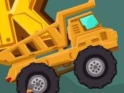 Dump truck - Car Racing Games - Car Games
