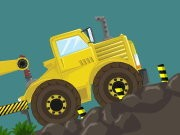 Dump Truck 4 - game balap mobil - mobil game