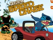 Stitch's Speed Chase Game