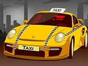 Taxi Destroyer Rush Game