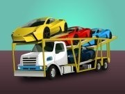 play CAR CARRIER TRAILER DES…