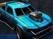 Full Auto Mayhem - game balap mobil - mobil game